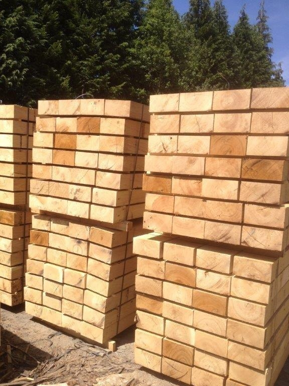 Oak Sleepers website